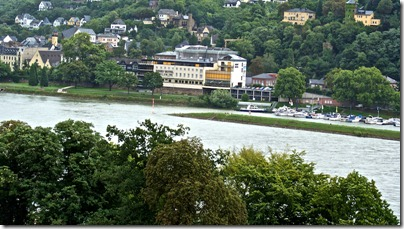 Koblenz from Hotel room (2)