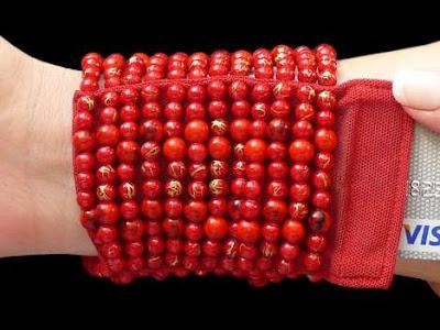 bracelet pochette