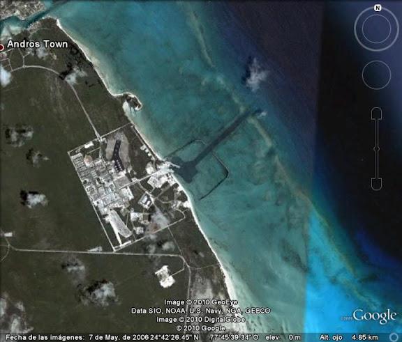 Base naval en el Triangulo de las Bermudas [A.U.T.E.C]