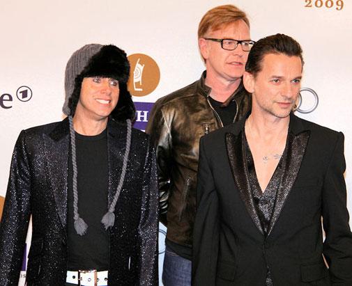 Depeche Mode, 2009