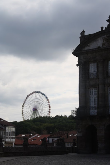 Santiago de Compostela Volksfest001.JPG