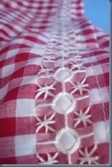 snowflake stitching