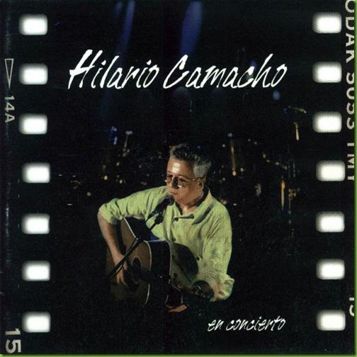 Hilario_Camacho-En_Concierto-Frontal