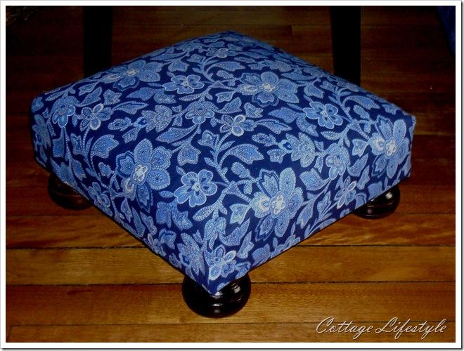 foot stool 3