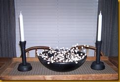 Black & White Bowl of Berries