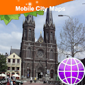 Tilburg Street Map icon