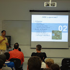 Palestra de microcontroladores ARM - Seteel 2009