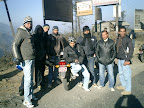Moterbike Tour to Pokhara  Slideshow