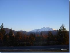 Vulcão Cabulco ao entardecer