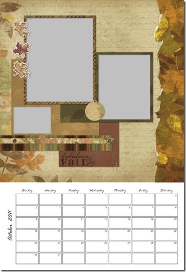 2011 Calendar - Page 010
