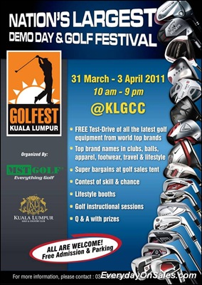 Golfest-Kuala-Lumpur-The-Nation's-Largest-Demo-Day-n-Golf-Festival-2011-EverydayOnSales-Warehouse-Sale-Promotion-Deal-Discount