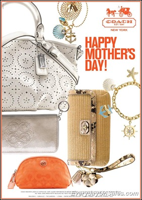 Coach-Happy-Mothers-Day-2011-EverydayOnSales-Warehouse-Sale-Promotion-Deal-Discount