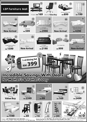 ldp-furniture-Incredible-Saving-With-Deals-2011-EverydayOnSales-Warehouse-Sale-Promotion-Deal-Discount