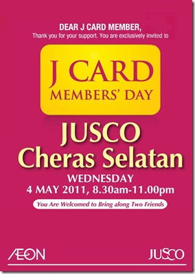 J-Card-Members-Day-Jusco-Cheras-Selatan-2011