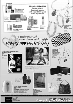 robinson-mother-day-specials-2011-EverydayOnSales-Warehouse-Sale-Promotion-Deal-Discount