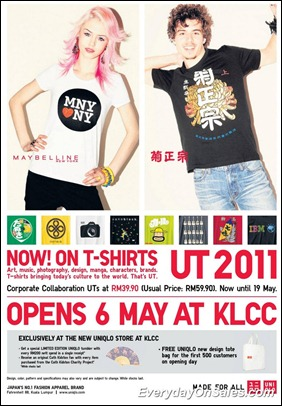 Uniqlo-Opens-at-Suria-KLCC-2011-EverydayOnSales-Warehouse-Sale-Promotion-Deal-Discount