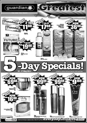 guardian-5days-special-2011-EverydayOnSales-Warehouse-Sale-Promotion-Deal-Discount