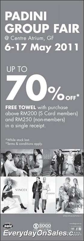 Padini-Group-Fair-2011-EverydayOnSales-Warehouse-Sale-Promotion-Deal-Discount
