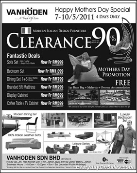 vanhoden-Clearances-Sales-2011-EverydayOnSales-Warehouse-Sale-Promotion-Deal-Discount