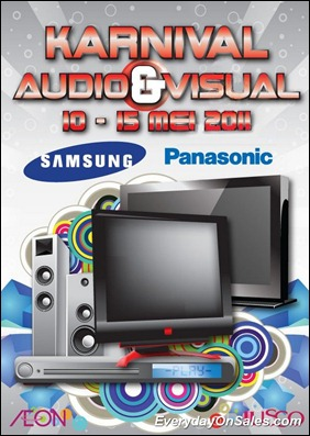 Jusco-Audio-Visual-Carnival-2011-EverydayOnSales-Warehouse-Sale-Promotion-Deal-Discount