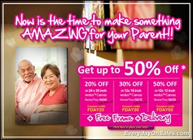 WeDoo-Malaysia-Canvas-Print-Promotion-2011-EverydayOnSales-Warehouse-Sale-Promotion-Deal-Discount