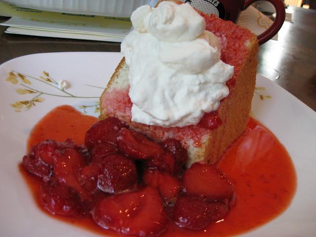 Mmmm, shortcake...