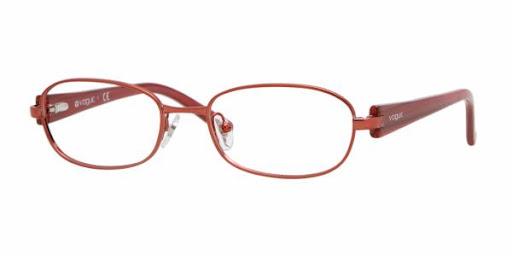 Óculos VO3746 Vogue Vermelho