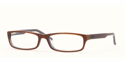 Óculos RX5052A Ray Ban Marrom
