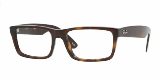 Óculos RX5216 Ray Ban Marrom