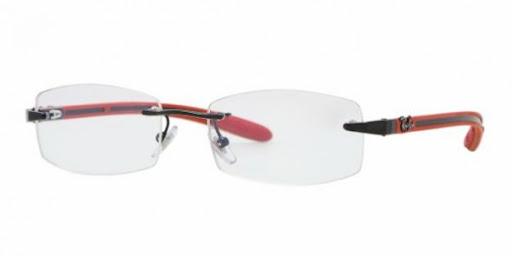 Óculos RX8402 Ray Ban Vermelho