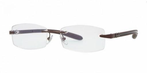 Óculos RX8402 Ray Ban Preto