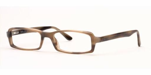 Óculos Ray Ban RX5031 Marrom