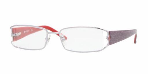 Óculos VO3741 Vogue Vermelho