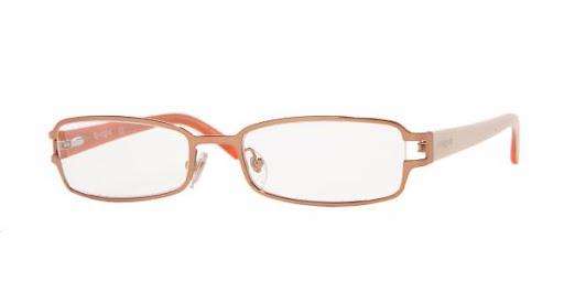 Óculos VO3613 Vogue Laranja