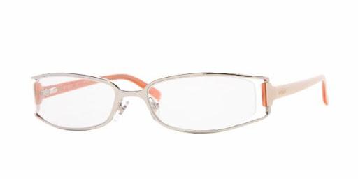 Óculos VO3614 Vogue Laranja com Prata