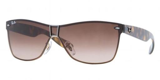 Linda e moderna armação de óculos solar Ray Ban  RB3384