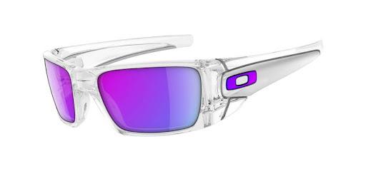 Óculos Oakley Fuel Cell Polished Clear  Matte Clear  Violet Iridium. Óculos  Oakley Fuel Cell Polished White  Matte White  Black ... 0bce96b655