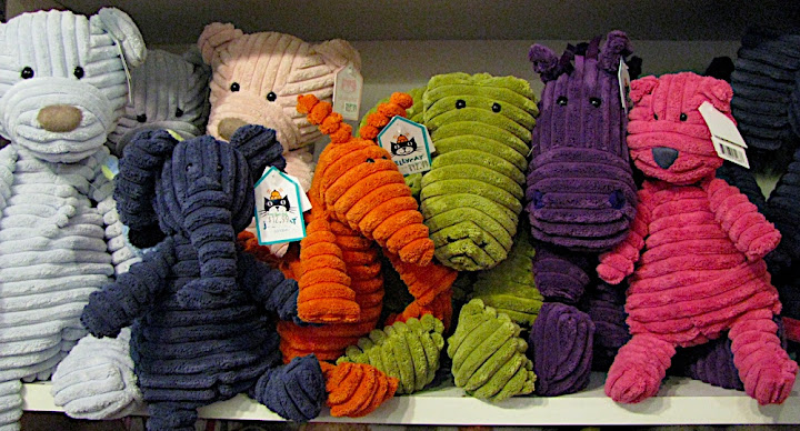 soft corduroy stuffed animals