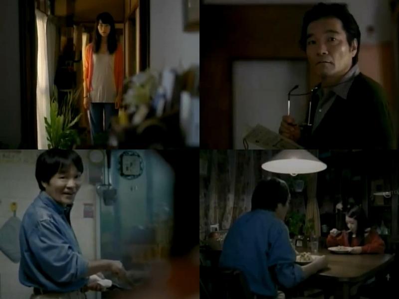 【動画】泣けるCM「東京ガス お父さんのチャーハン」