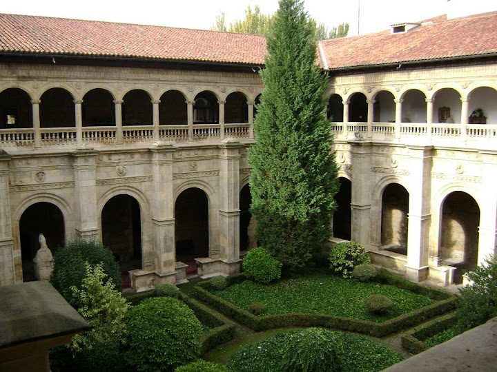 Jardines del Parador de Len