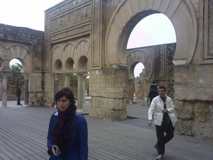 Una de las estancias mejor conservadas de Median Azahara