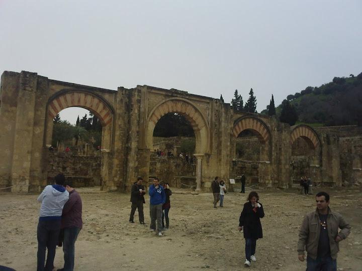 Puerta de Entrada a la antigua Ciudad Musulmana de Medina Azahara