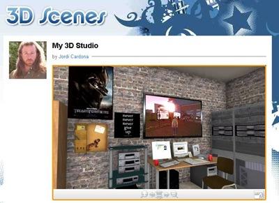 scenecaster my 3d scenes free1