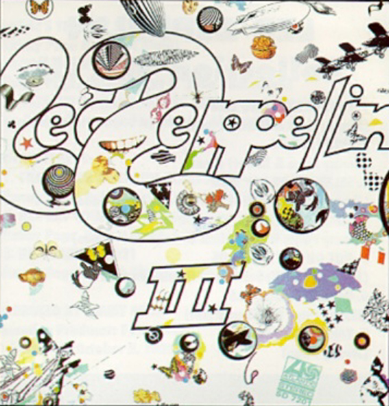 Led Zeppelin III - 1970