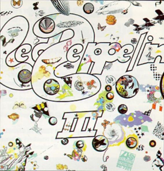 Led Zeppelin III - 1970