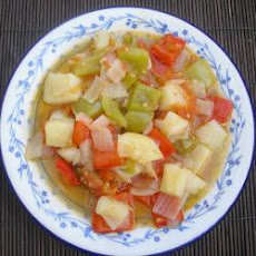 Bobbia (Sicilian Warm Vegetable Salad)