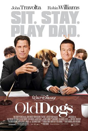 İKİ BABALIK - OLD DOGS