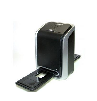 Negativ scanner