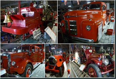 fire truck collage 2