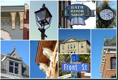 bath collage
